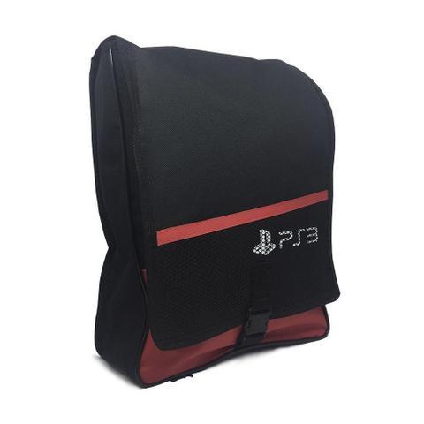 Imagem de Bolsa de Transporte para PlayStation 3 Slim  Super Slim - PS3