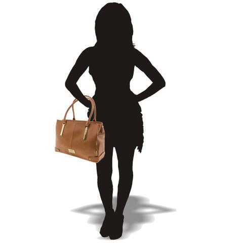 Imagem de Bolsa Feminina Betty Boop Semax - BP6803 CARAMELO