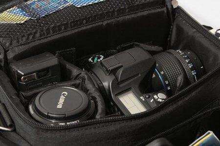 Imagem de Bolsa Grande para Câmeras e Filmadoras Aerfeis NB-4303
