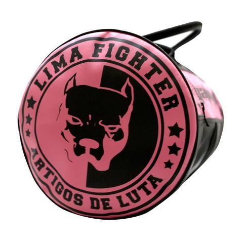 Imagem de Bolsa Mala Academia Pitbull Lima Fighter Esportiva Treino