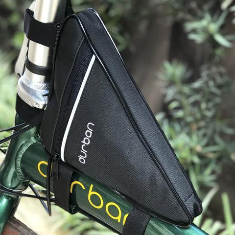 Imagem de Bolsa Para Quadro De Bicicleta Durban Frame Preta