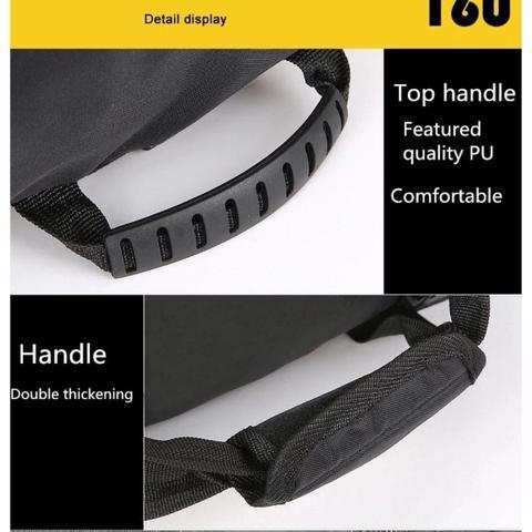 Imagem de Bolsa T60 Mala Academia Fitness Transversal Casual Top Venda
