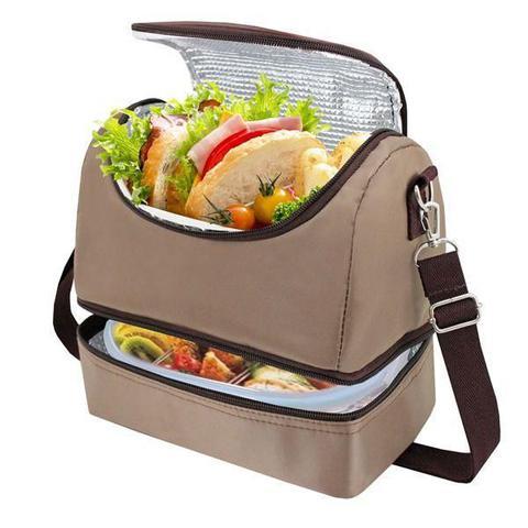 Imagem de Bolsa Térmica com 2 Compartimentos Jacki Design Essencial III