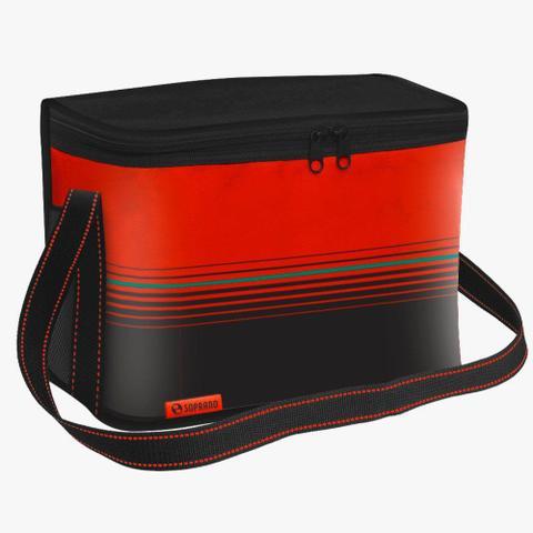 Imagem de Bolsa Térmica Cooler 30 Litros Dobrável C/ Alça - Tropical - Soprano