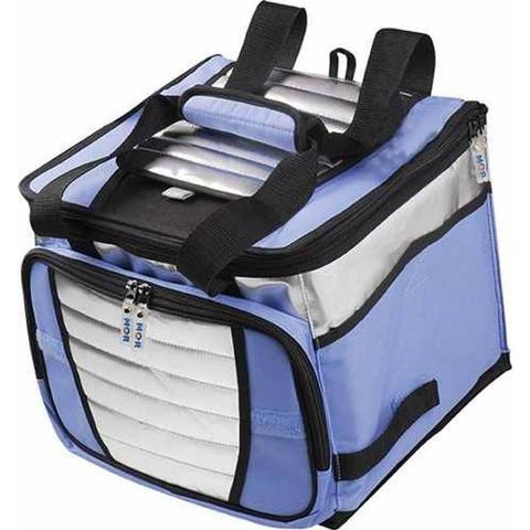 Imagem de Bolsa termica ice cooler 24l azul