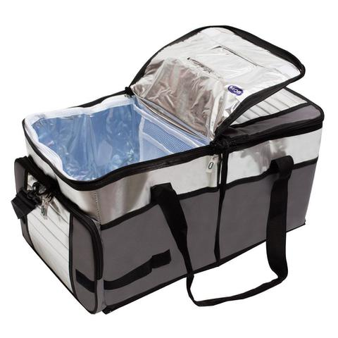 Imagem de Bolsa Térmica Ice Cooler 48 Litros Azul MOR
