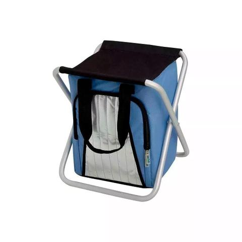 Imagem de Bolsa Termica Ice Cooler Banqueta 25 Litros Azul