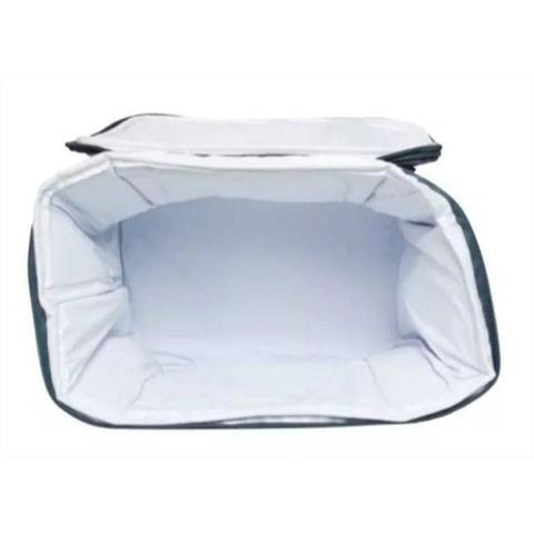 Imagem de Bolsa Termica Pequena 3 Litros Marmita Alimento Fitness