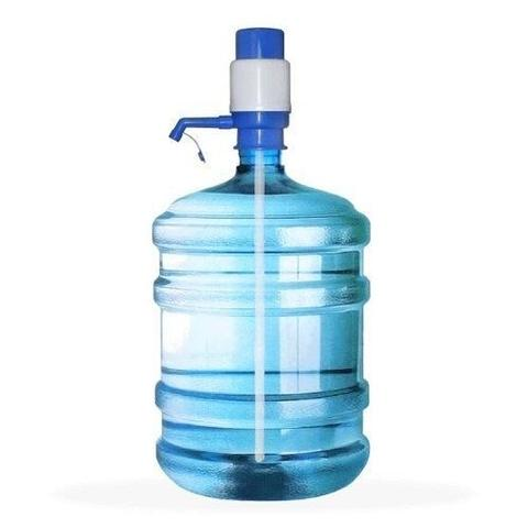 Imagem de Bomba P/ Garrafão Galão 10/20 Litros De Água - Manual