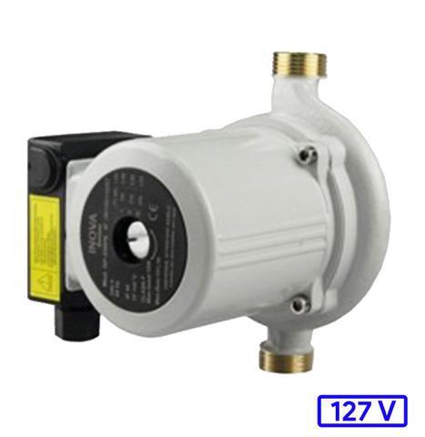 Imagem de Bomba Pressurizadora Inova Multifuncional GP 250P (Ferro) 3/8 CV Pressurizador 127v