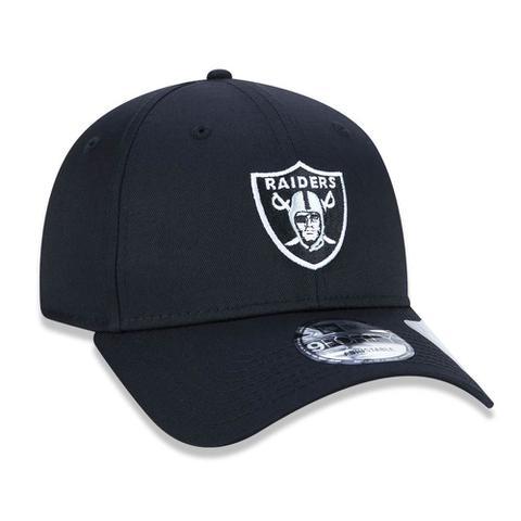 Boné Aba Curva Preto 940 Oakland Raiders NFL - New Era - Acessórios ... a83c1a8d772