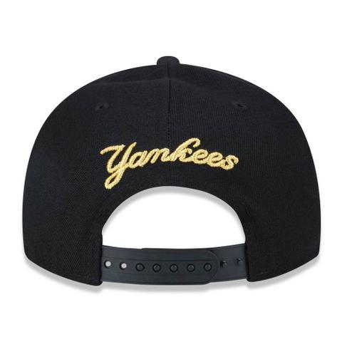 Imagem de Boné Aba Reta Preto 950 Original FIt New York Yankees MLB - New  Era 8bce14717a3