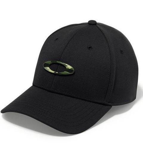Imagem de Boné Oakley Tincan Cap Com Logo Camuflado Preto S/M