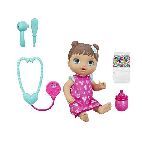 Imagem de Boneca Baby Alive - Cuida de Mim - Morena - E5837 - Hasbro
