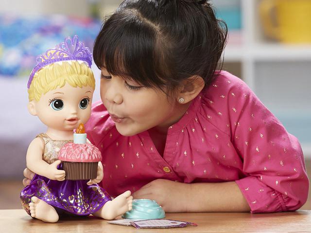 Imagem de Boneca Baby Alive Festa Surpresa com Acessórios