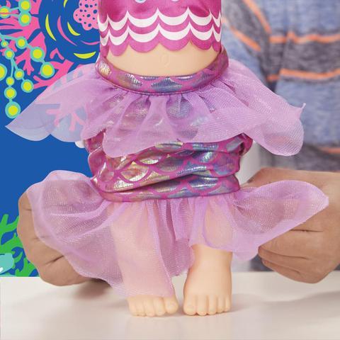 Imagem de Boneca Baby Alive Linda Sereia Ruiva E4410 - Hasbro