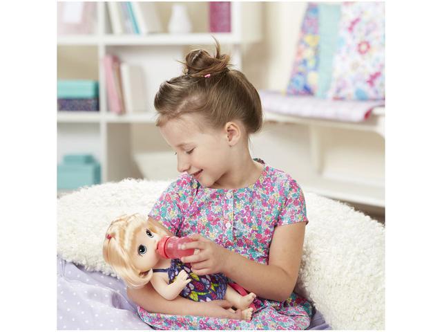 Imagem de Boneca Baby Alive Papinha Divertida com Acessórios