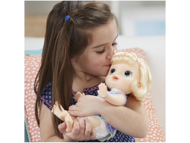 Imagem de Boneca Baby Alive Pequena Artista Loira