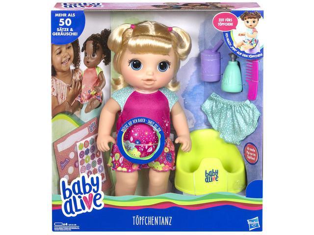 Imagem de Boneca Baby Alive Primeiro Peniquinho