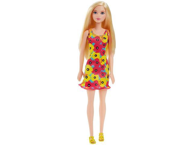 Imagem de Boneca Barbie Articulada Fashionista - Mattel
