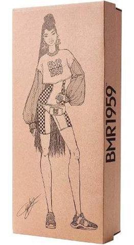 Imagem de Boneca Barbie BMR1959 Collector Cabelo Trançado Articulada