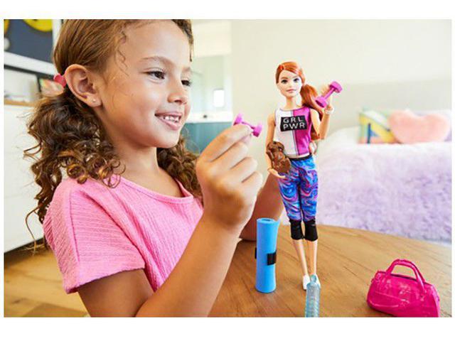 Imagem de Boneca Barbie Dia de Spa com Acessórios