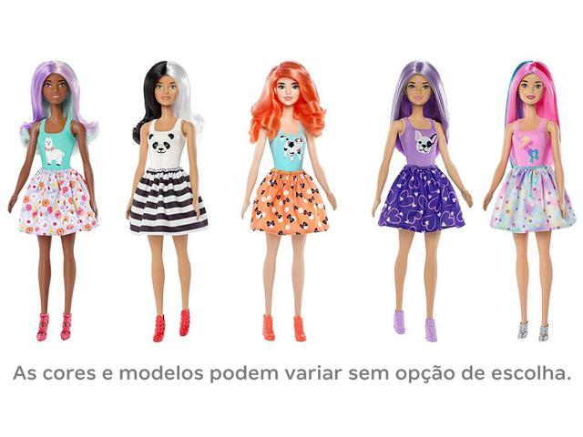 Imagem de Boneca Barbie Estilo Surpresa com Acessórios