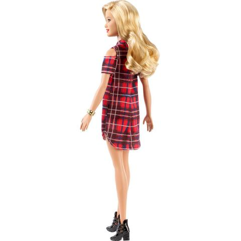 Imagem de Boneca Barbie Fashionista Doll Look Modelo 113 Mattel Fbr37