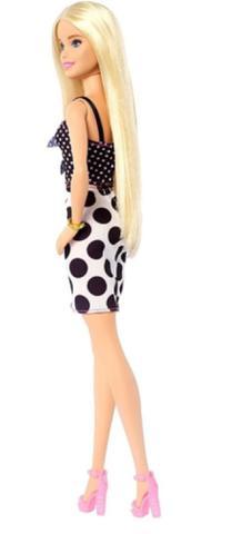 Imagem de Boneca Barbie Fashionista Doll Look Modelo 134- Mattel 887961377019