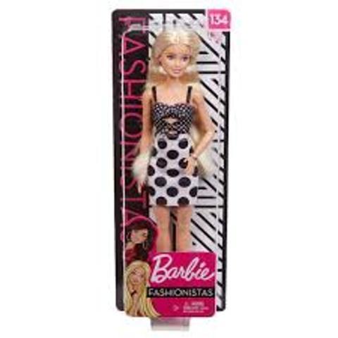 Imagem de Boneca Barbie Fashionistas 134 FBR37/GHW50 (14536)
