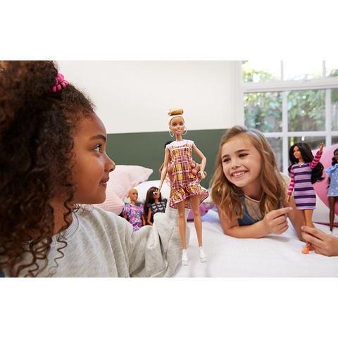 Imagem de Boneca Barbie Fashionistas 142 - Mattel