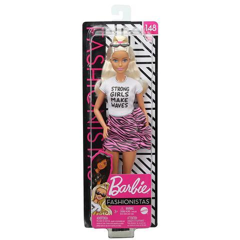 Imagem de Boneca Barbie Fashionistas 148 - Mattel