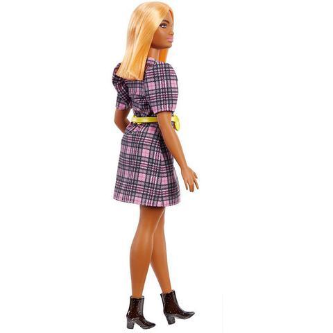 Imagem de Boneca Barbie Fashionistas 161 - Nova embalagem no Estojo Plástico - Mattel