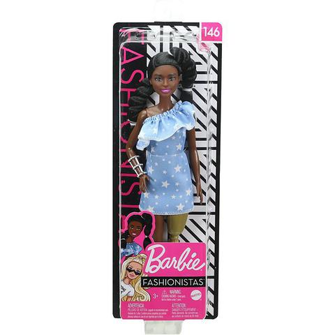 Imagem de Boneca Barbie Fashionistas c/ Prótese 146 - Mattel