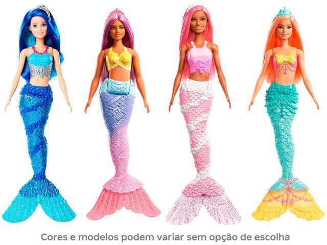 Imagem de Boneca Barbie FJC92 com Acessórios