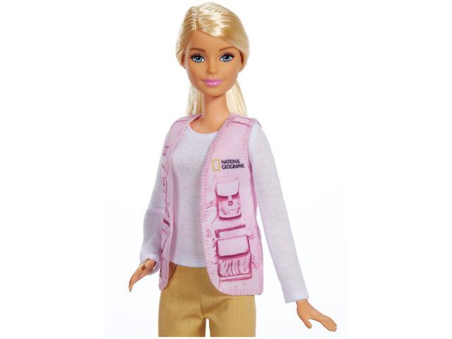 Imagem de Boneca Barbie Nat Geo Cuidadora de Borboletas