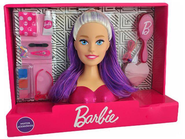 Imagem de Boneca Barbie Styling Head Faces
