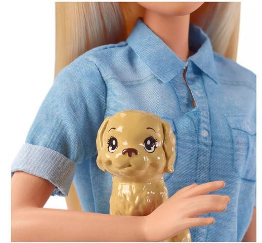 Imagem de Boneca Barbie Viajante - Explorar e Descobrir