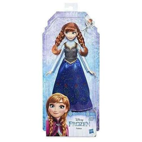 Imagem de Boneca Disney Frozen - Anna Clássica E0316 - Hasbro