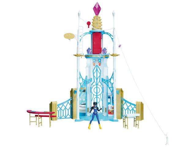 Imagem de Boneca e Playset Escola de Super Heroínas