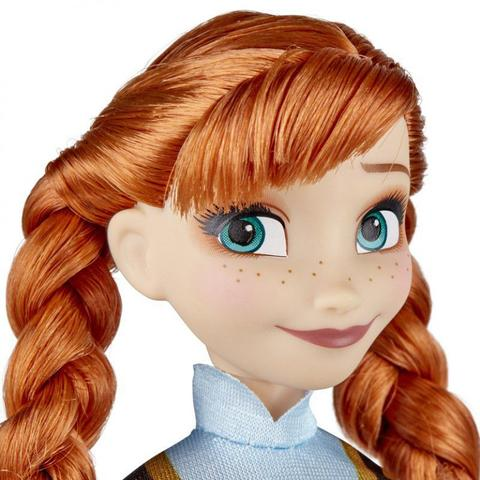 Imagem de Boneca Frozen Anna Clássica Disney E0316- HASBRO