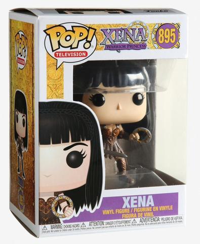 Imagem de Boneca Funko Pop - Xena Princesa Guerreira 895 - Original