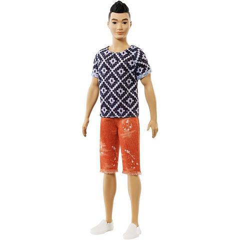 Imagem de Boneca Ken Fashionistas  Boho Hip - Mattel - FXL62
