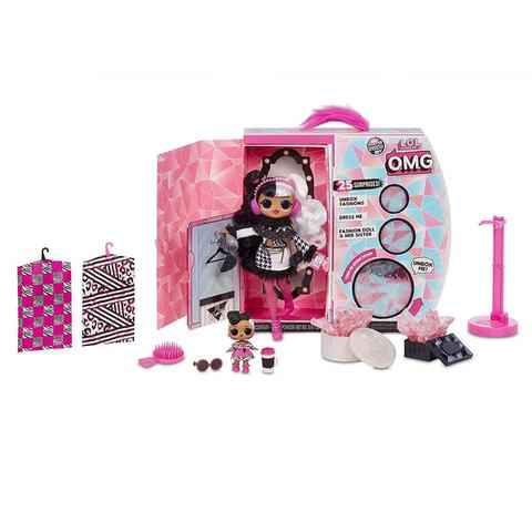 Imagem de Boneca L.O.L Surprise OMG - Winter Disco - Dollie e Dollface CANDIDE