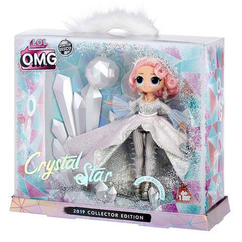 Imagem de Boneca Lol Omg Crystal Star Winter Disco Candide