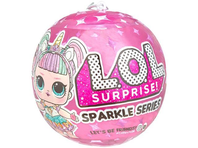 Imagem de Boneca LOL Sparkle Series com Acessórios
