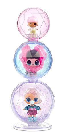 Imagem de Boneca lol suprise glitter globe  winter disco  candide 8937