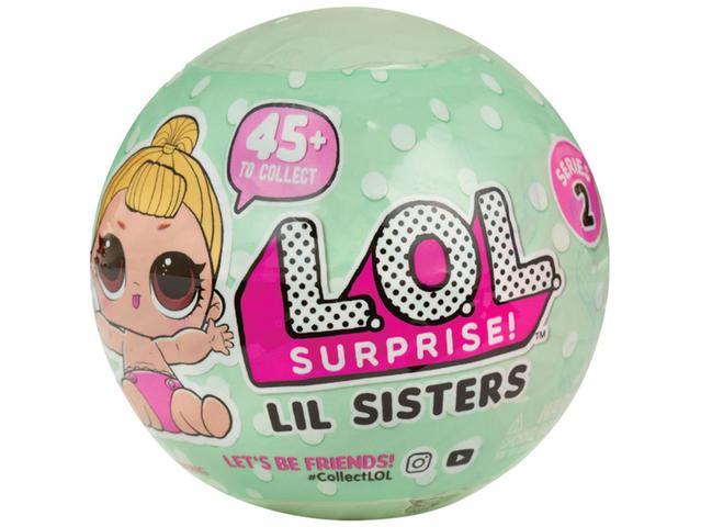 Imagem de Boneca LOL Surprise 5 Surpresas