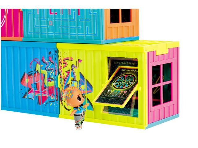 Imagem de Boneca LOL Surprise Clubhouse Playset