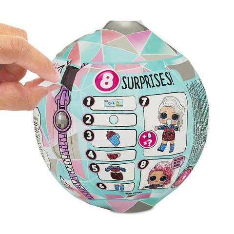 Imagem de Boneca Lol Surprise Glitter Globe Winter Disco Candide 8937